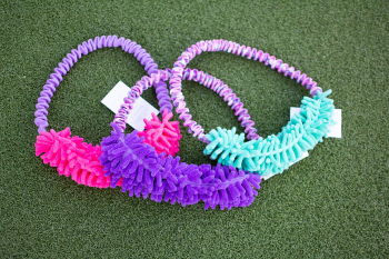 Dogs craft Unicorn HULA mop bungee Dog toy