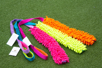 Dogs craft bungee unicorn mop